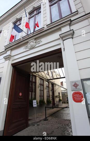 Rue charles de gaulle stock photos rue charles de gaulle for 82 rue brule maison lille