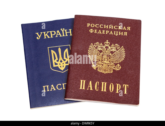 from Russell ukraine girl with passport