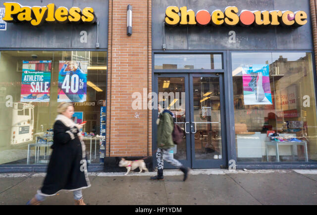 Payless Shoes New York Times Square