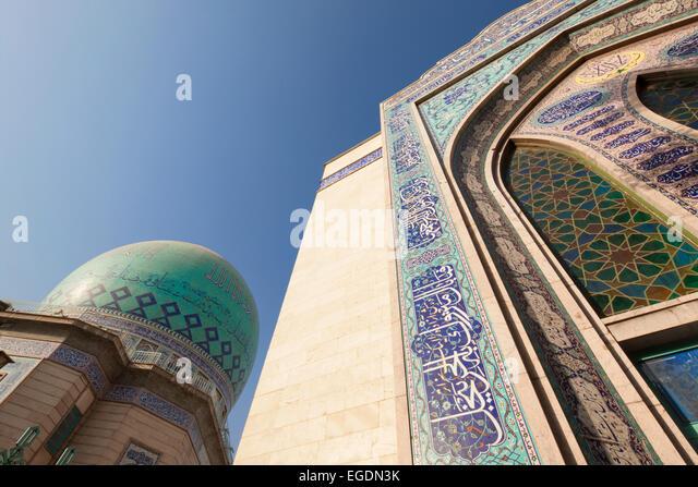 Hosseiniyeh Ershad, Tehran, Iran - Stock Image