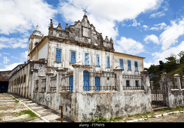 Convent of Our Lady of the Reconcavo Baiano Humble - Stock Image