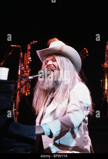 Leon Russell Stock Photos Amp Leon Russell Stock Images Alamy