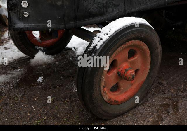 Wheel Tyre Tractor Stock Photos Amp Wheel Tyre Tractor Stock