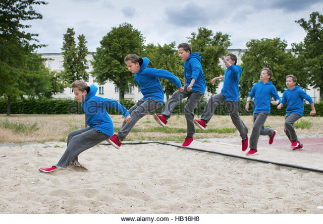 Jump Sequence Stock Photos & Jump Sequence Stock Images ...