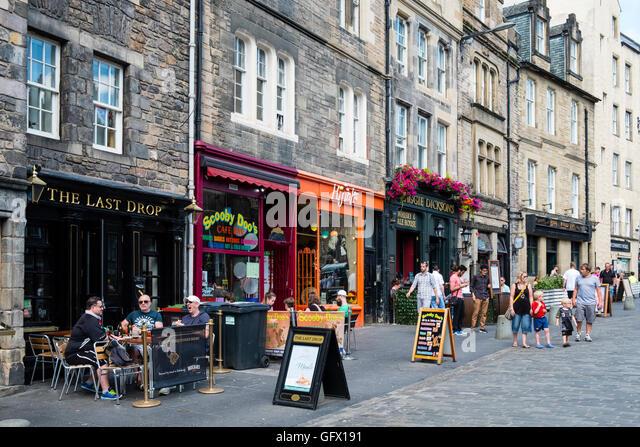 Restaurants Near Melville Street Edinburgh