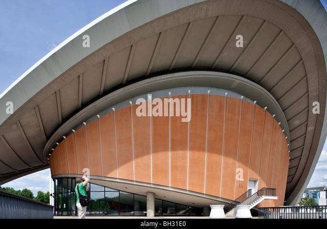 House of World Cultures, Berlin, Germany - Stock-Bilder
