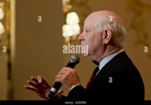 Ben Cardin, junior Senator, Democrat, Maryland, USA - Stock Image