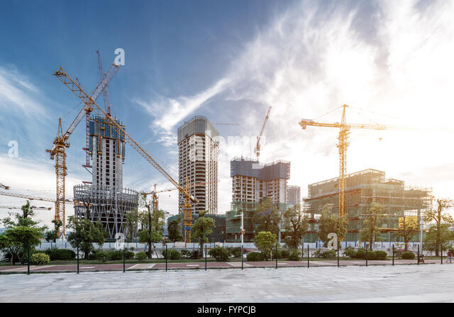 Engineering property stock photos engineering property for Sunshine construction