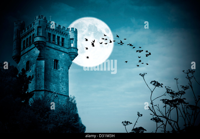 halloween, spain - Stock Image