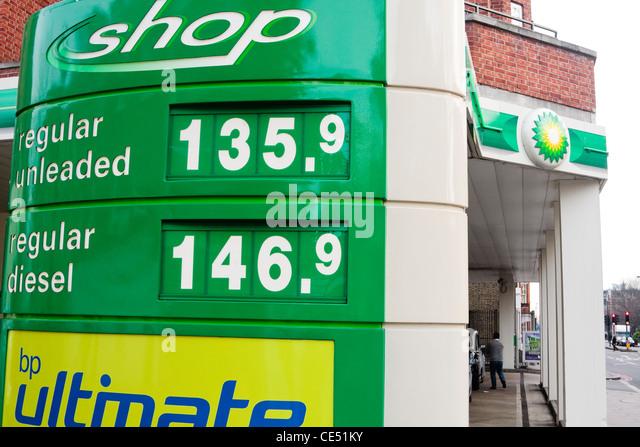 Petrol Price: Bp Petrol Price