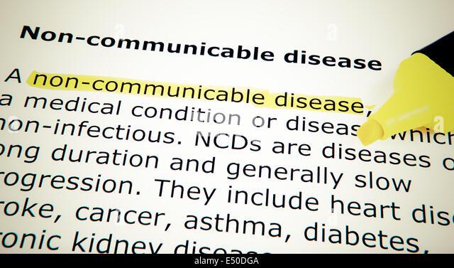 Short Essay on Human Diseases (482)