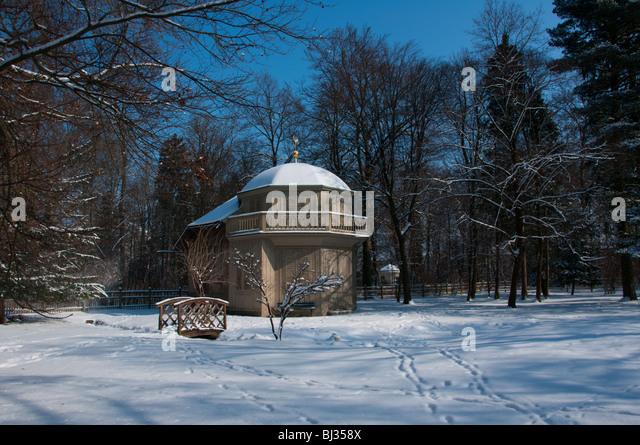 Munich Winter Garden Stock Photos & Munich Winter Garden ...