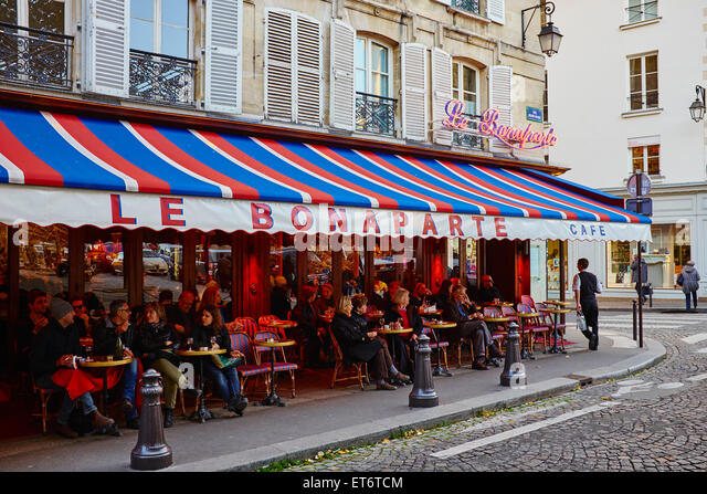 Le Petit Caf Ef Bf Bd Paris
