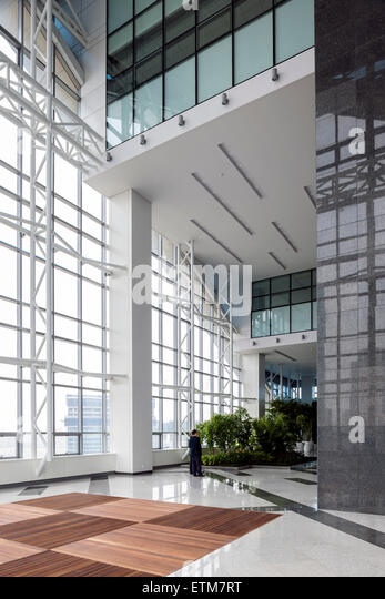 Fenestration Architecture: Full Height Fenestration Stock Photos & Full Height