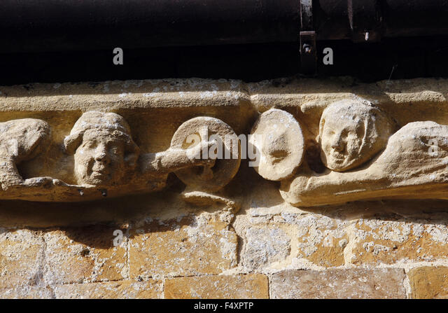 Corbel table stock photos images alamy