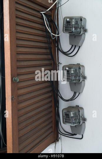 electric fuse box vintage stock photos  u0026 electric fuse box