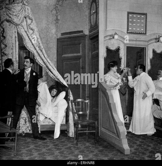 Vaudeville theater stock photos vaudeville theater stock for French farce