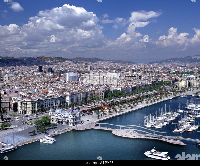 ES - CATALONIA: Barcelona - Stock Image
