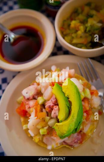Peruvian Restaurant Mexico City