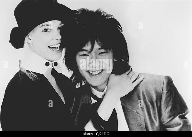 TOKIO POP  19. Woche       SENDETERMIN:    DI080501   ZDF   0020  Weil es mit einer Karriere als Rocksängerin - Stock-Bilder