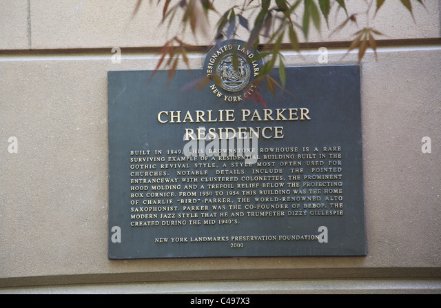 Charlie Parker's New Stars - The Charlie Parker Sextet - Relaxing At Camarillo - Crazeology