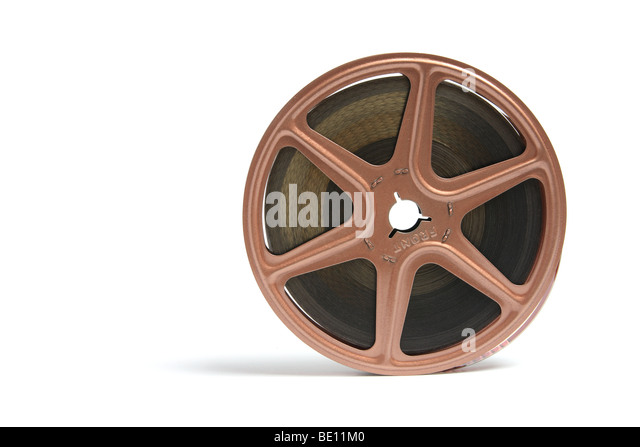 Movie Film Reel - Stock-Bilder
