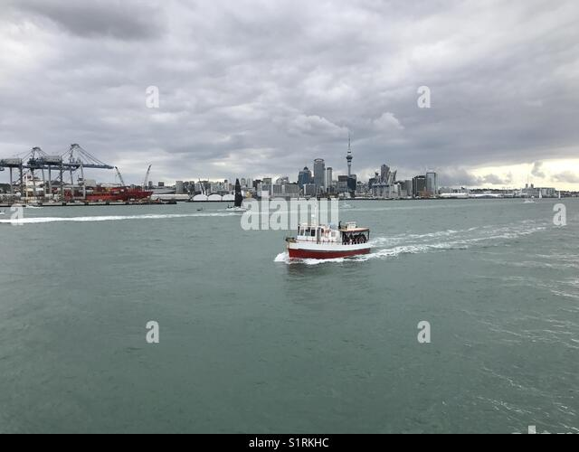 Fishing charter boat stock photos fishing charter boat for Fishing charters auckland