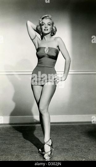Marilyn Monroe - Stock Image