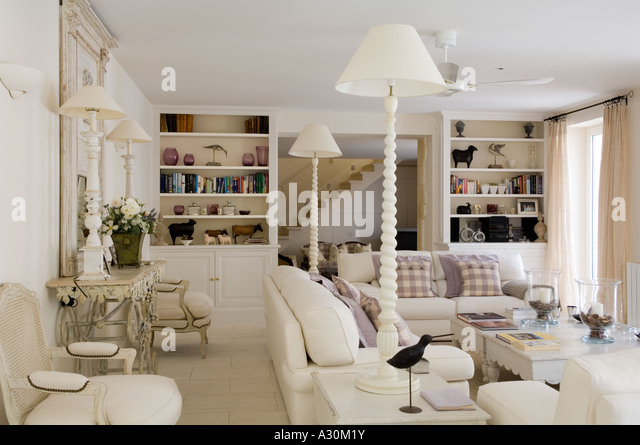 Checked Armchair Stock Photos Checked Armchair Stock Images Alamy