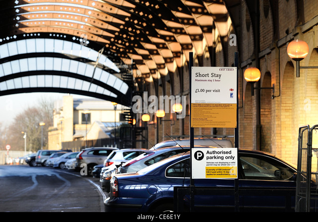 York Station Long Stay Car Park Charges