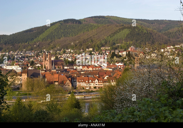 eberbach at the neckar stock photos eberbach at the neckar stock images alamy. Black Bedroom Furniture Sets. Home Design Ideas
