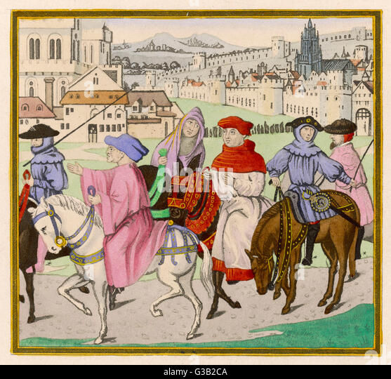 """chaucer s the pilgrims the narrator and Women""""s characteristics and attributes to the male narrator""""s, in the canterbury  tales, perspectives on women  evidence of ritual murder of christian children  by jews, but that would not have mattered to the pilgrims anti."""