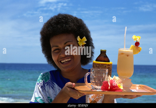 Fiji Islands Women Stock Photos Amp Fiji Islands Women Stock
