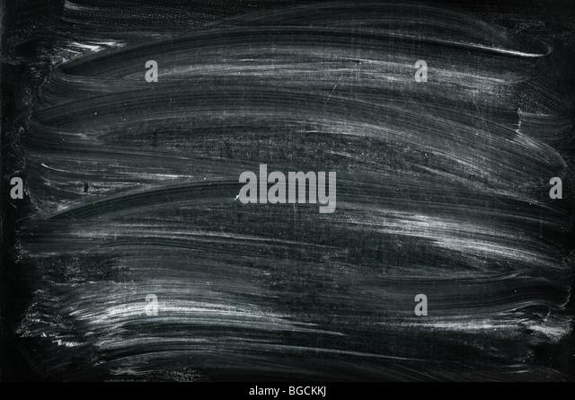 black blackboard texture - Stock-Bilder