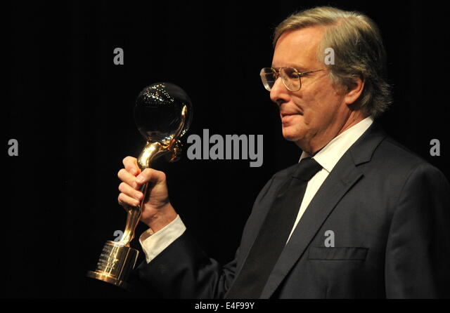 Karlovy Vary, Czech Republic. 9th July, 2014. American film director, producer and screenwriter William Friedkin - Stock-Bilder