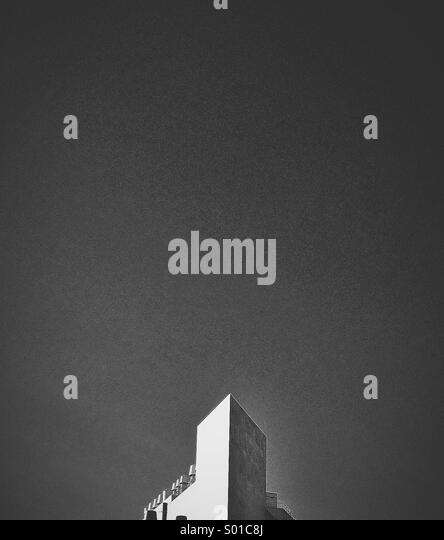 Buildings edge - Stock Image