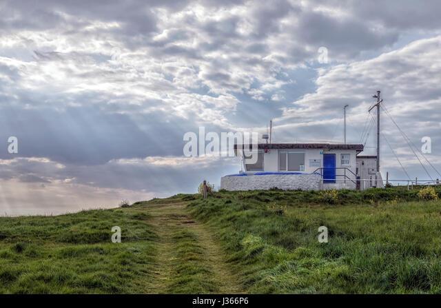 Adhelm's Head, Purbeck, Jurassic Coast, Dorset, England - Stock-Bilder