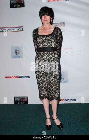 Heather Goldenhersh at arrivals for Oscar Wilde: Honoring The Irish in Film, Bad Robot, Los Angeles, CA February - Stock Image