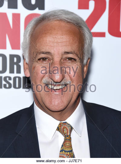Brian George. arriving to 'The Big Bang Theory' Celebrates 200th Episode Party held at Vibiana in Los Angeles, - Stock Image