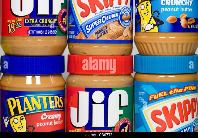 Peanut Butter Jar Stock Photos Amp Peanut Butter Jar Stock