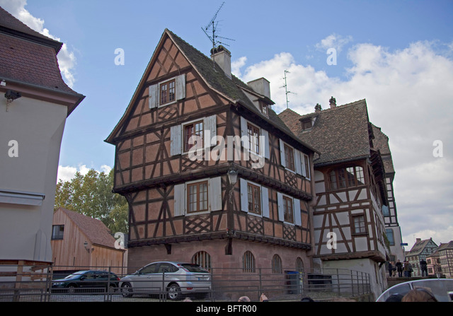 Strabourg stock photos strabourg stock images alamy for Rue du miroir strasbourg