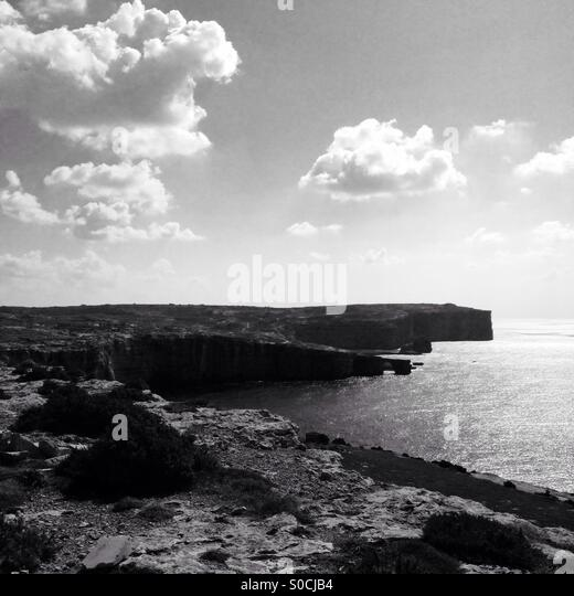 Gozo island - Stock Image