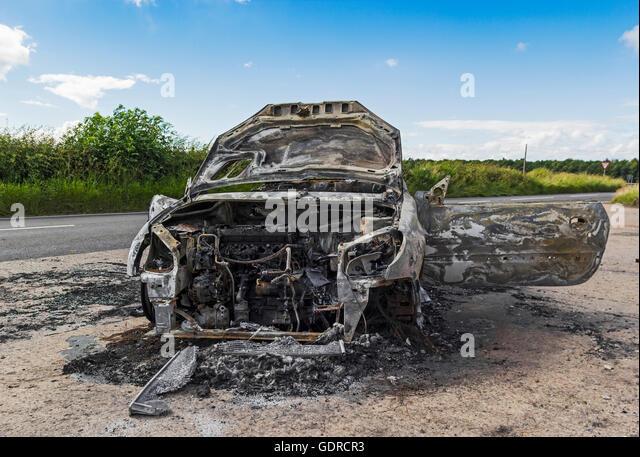 Motor vehicle fire stock photos motor vehicle fire stock for West valley motor vehicle