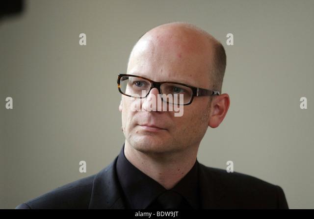 Dr. Oliver Kornhoff, director of the Arp Museum, Remagen Rolandseck, Rhineland-Palatinate, Germany, Europe - Stock-Bilder