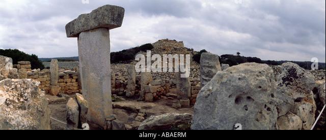 Dolman Torralba d'en Salore Menorca Spain - Stock Image