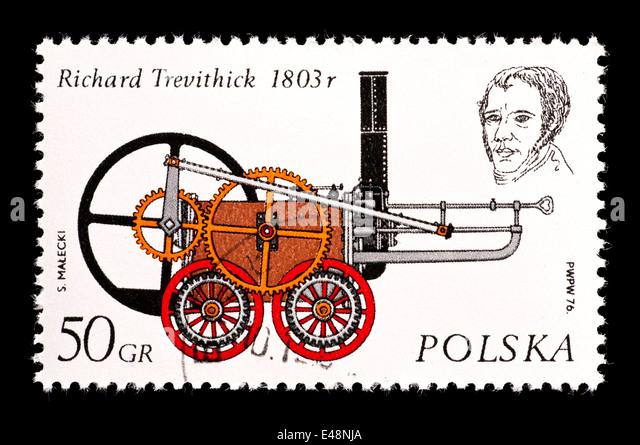 Trevithick Steam Engine Stock Photos Amp Trevithick Steam