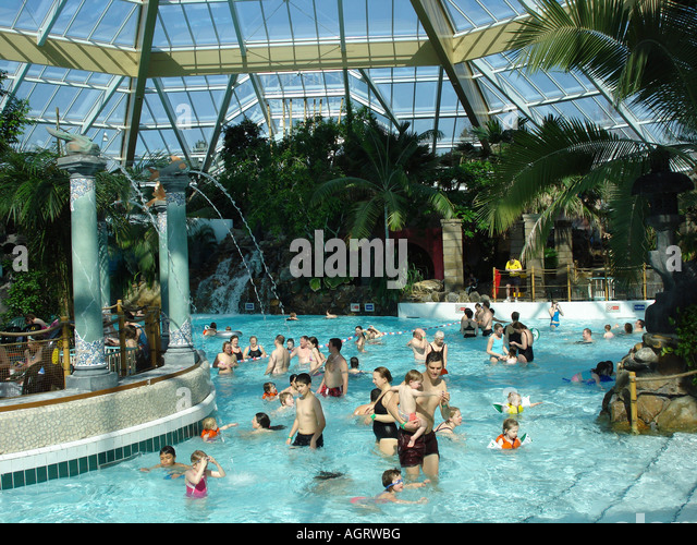 Swimming Pool Centre Parcs Stock Photos Swimming Pool Centre Parcs Stock Images Alamy