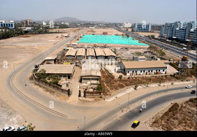 Bandra Kurla Complex MumbaiStock Photos and Images