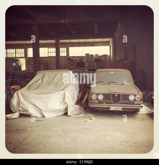 vintage garage stock photos vintage garage stock images. Black Bedroom Furniture Sets. Home Design Ideas