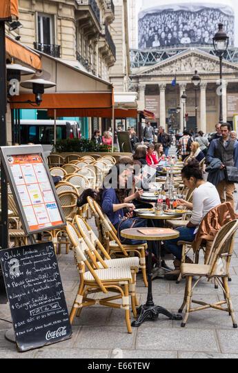 Greek Restaurant In Burgundy Street
